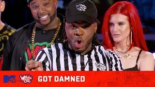 Emmanuel Hudson, DC Young Fly & DJ D-Wrek Meet Their Match 😂 Wild 'N Out | #GotDamned