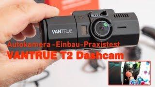 Autokamera VANTRUE T2 OBD Dashcam - Praxistest