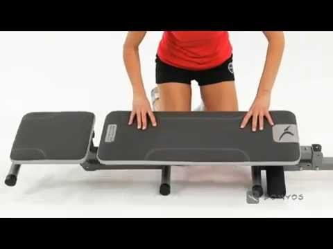 Domyos - Panca fitness body building BA 220