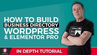 How To Create Business Directory Website With WordPress & JetEngine