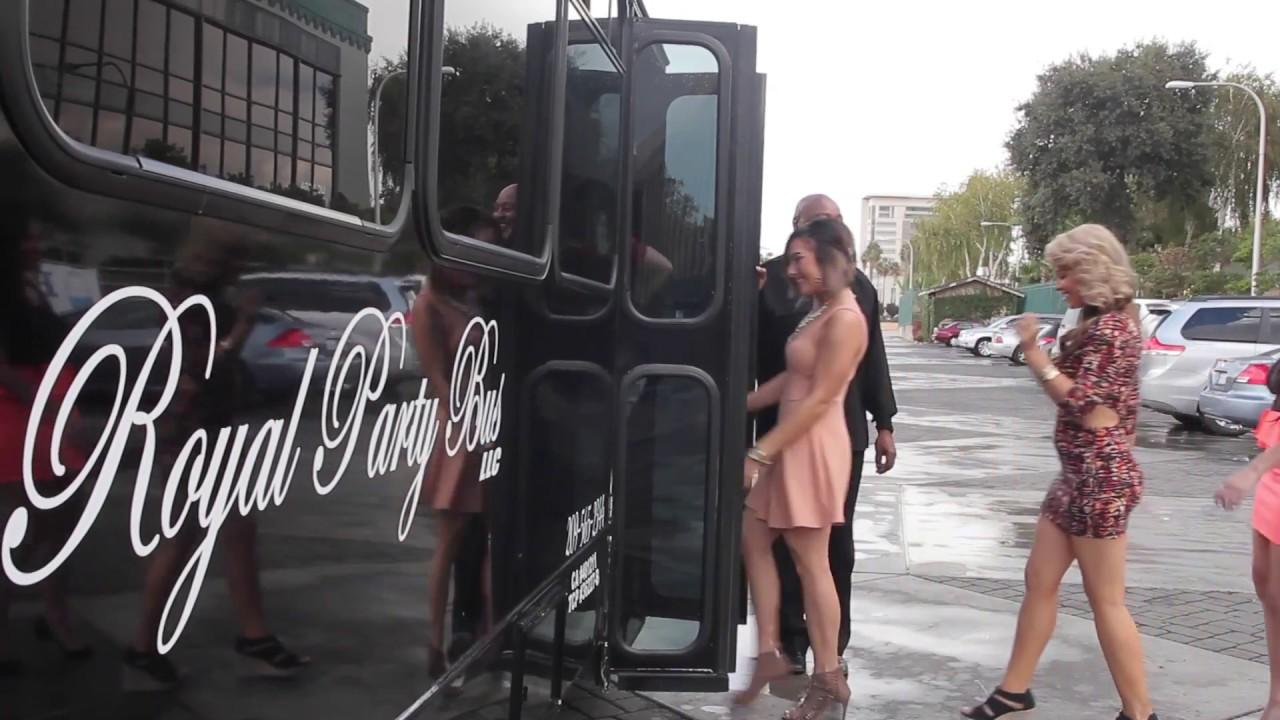Royal Party Bus