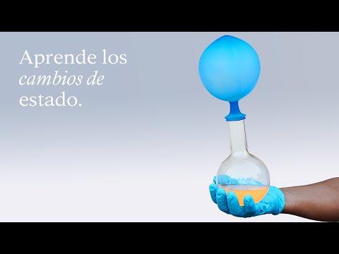 Aprendiendo de los cambios de estado - EduCaixaTV - La2