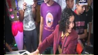 النجم محمد رزق وفديو احمد خطاب فى الملحه تحميل MP3