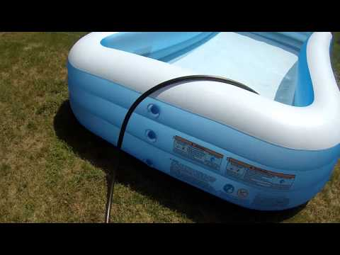 Intex Swim Center Family Pool Review