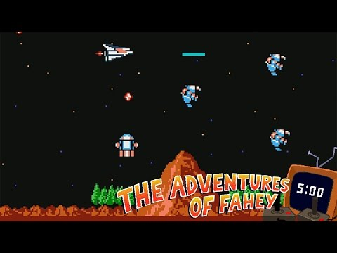 The First Retro Five Minutes Of Thirty Years Of Gradius