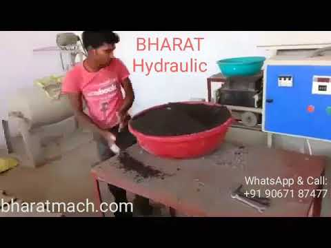 BHS-403H Hydraulic Pressure Paver Block Machine