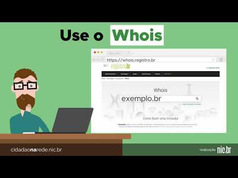 Imagem de capa do vídeo - Whois