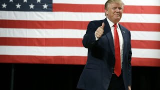 Prezydent Trump na żywo z Waszyngtonu