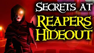 SECRETS AT REAPERS HIDEOUT // SEA OF THIEVES - Future updates look thirsty!