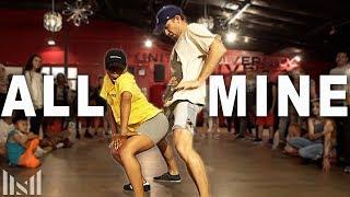 "Kanye West - ""ALL MINE"" Dance   Matt Steffanina"