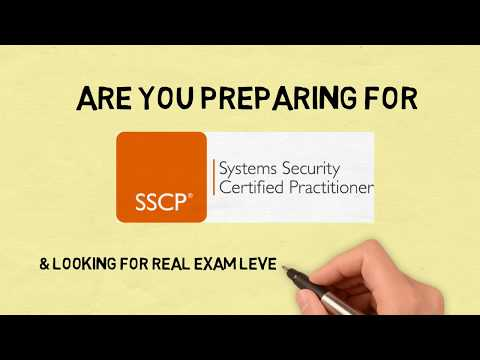 SSCP Practice Questions - YouTube