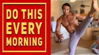 Mike Chang's Daily FLOW TRAINING | Morning Routine