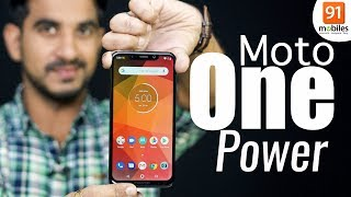 Moto One Power (Moto P30) Hindi Review: Should you buy it in India?[Hindi हिन्दी]