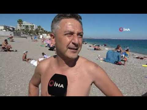 Antalya'da yaz bitmiyor!