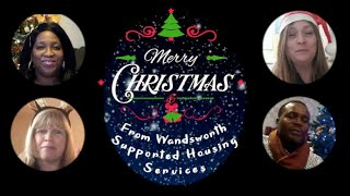 Merry Christmas From Wandsworth Supported Housing Management Team