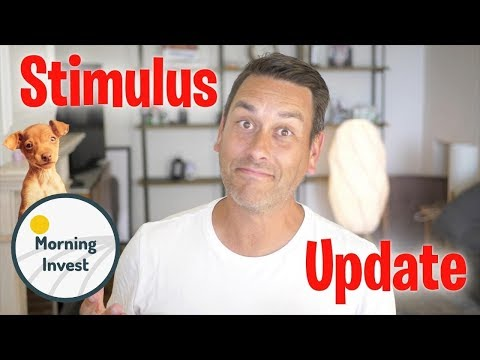FINALLY! Stimulus Check Announcement Coming Today