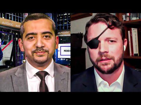 Dan Crenshaw Gets Dismantled By Facts and Logic