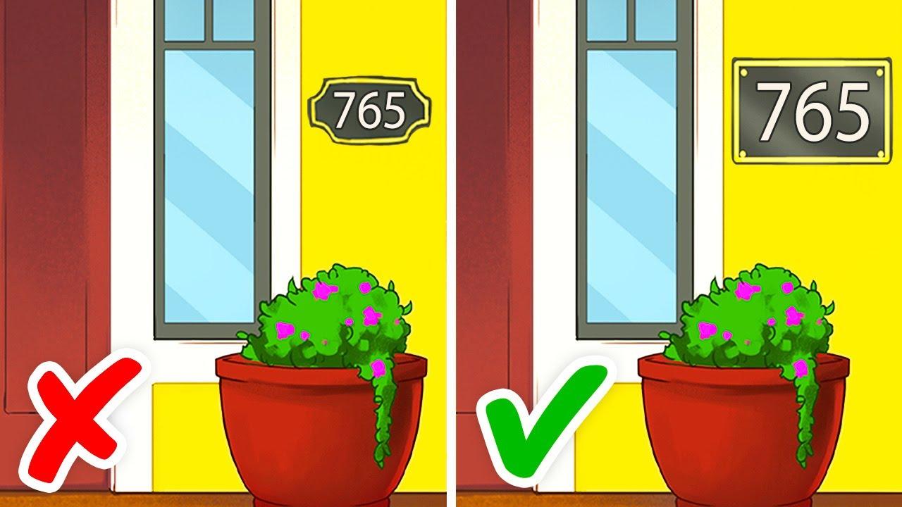 Вот как номер вашего дома может привлечь внимание грабителей