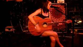 Eyes Set To Kill (ALEXIA) - Young Spills Tonight Acoustic LIVE @ the Phix 03-16-10