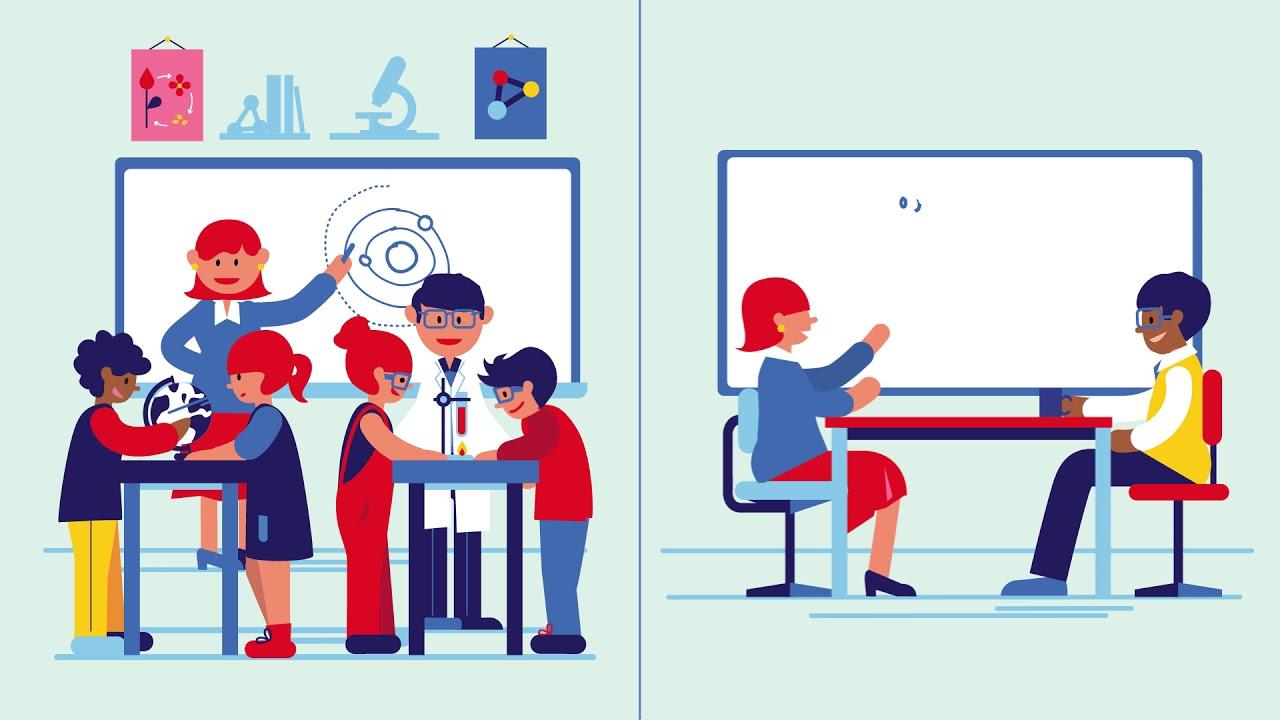 Educació a l'hora. Uns altres horaris escolars són possibles