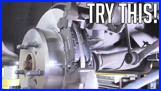 How to Replace the Rear Brake Pads and Rotors
