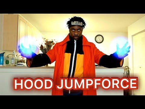 Naruto vs Goku ( Jumpforce Part 6 ) Hood Anime