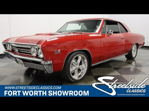 1967 Chevrolet Chevelle (CC-1419506) for sale in Ft Worth, Texas
