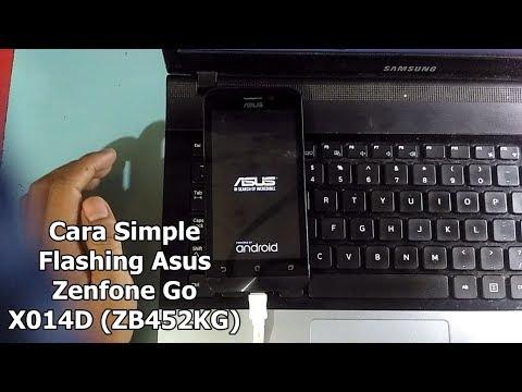 Asus Zenfone Go X013D flashing repair software - смотреть