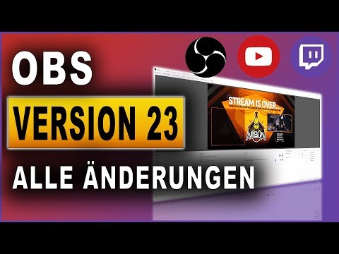 OBS v23 - New NVENC Encoding Explained, Twitch Integration & MORE