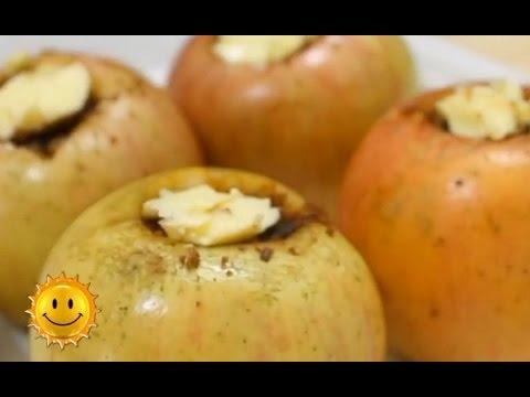 Чем полезны запеченные фрукты? (11.02.16)