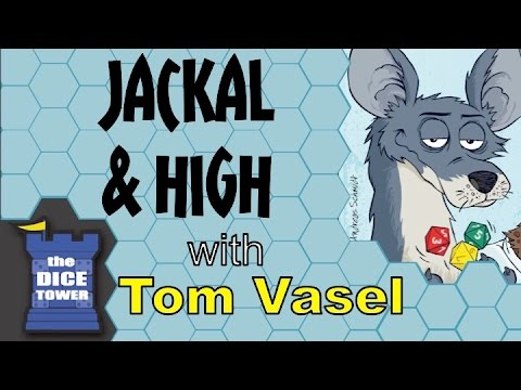 Dice Tower Reviews: Jackal & High