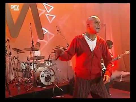Bahiano video La hiena - CM Vivo 2005