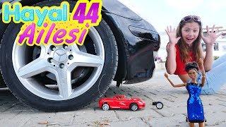HayalAilesi. Barbie Kaza Geçirdi! Eğlenceli Video
