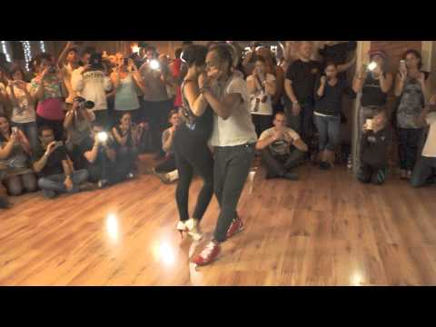 Morenasso & Anais Paris Kizomba Congress 2014