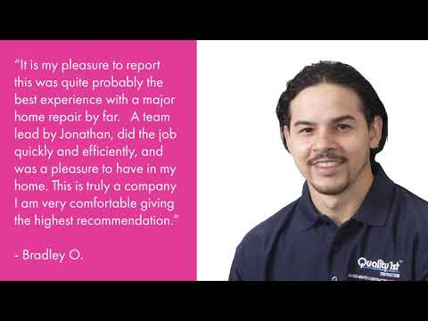 Check out what Bradley said about his experience with Jonathan and his Q1 team!