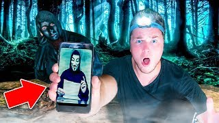 ESCAPING SPIES 3AM CHALLENGE IN THE SCARY WOODS! 😱 Escaping Hacker & Spies