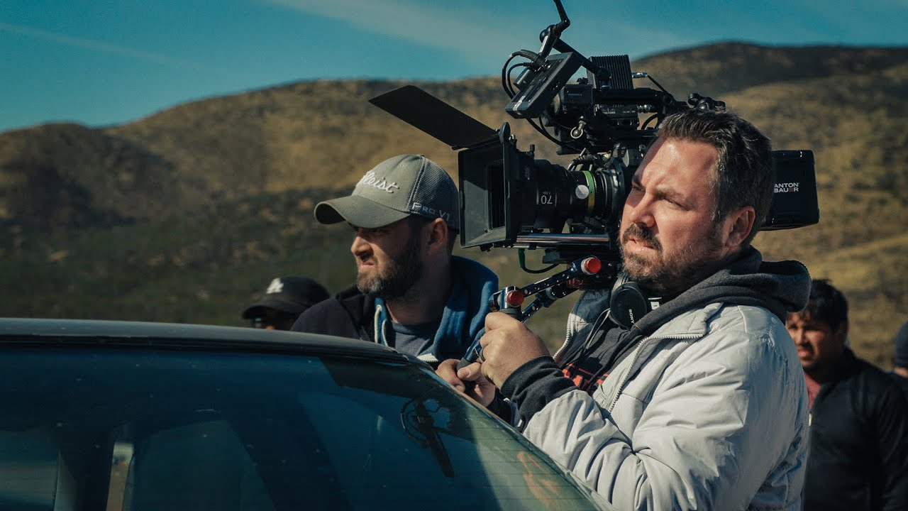 Ryan Connolly - Master Your Craft Mentor   Win A 12-month Internship At RØDE