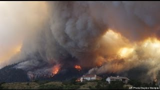 Conservatives Blame Obama For Colorado Wildfires thumbnail
