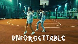 French Montana - Unforgettable | Gaurav N Chandni Dance Choreography