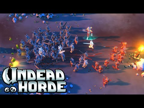 Undead Horde - Undead Army Summoning Real Time Strategy ARPG