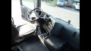 Scania  Rodzaje Kabin