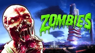 Tower of No Power - Custom Zombies (Call of Duty Black Ops 3 Zombies)