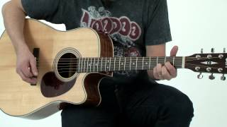 Cort MR600F Nat Acoustic Electric Guitar