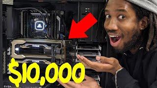 Running AI on $200 PC VS  $10,000 PC