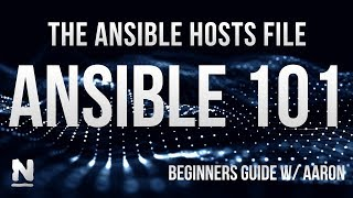 How to use the Ansible hosts file