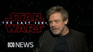 Mark Hamill's Star Wars return: