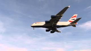 British Airways Flight 217- LHR to IAD