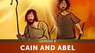Sunday School Lesson - Cain and Abel - Genesis 4 - Bible Teaching Stories for Christianity