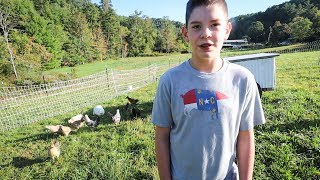 I told this 12 Year Old 2 Things to Do Next to Start Farming