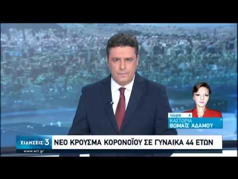 Θετική στον κορονοϊό 44χρονη στην Καστοριά | 25/06/2020 | ΕΡΤ